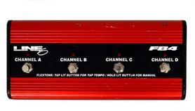 Line 6 FB4 Kontroler