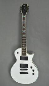 ESP LTD EC-1000 Deluxe White Gitara Elektryczna