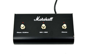 Marshall PEDL-00014 Triple Footswitch with Status LED