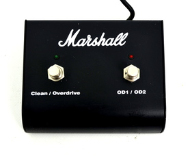 Marshall Clean/Overdrive Od1/Od2