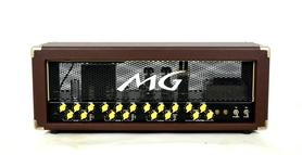 MG Raven II 50w lampowy Wzmacniacz gitarowy typu head