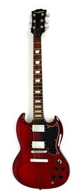 Westfiel SG Cherry Gitara Elektryczna
