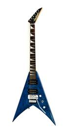 Jackson KVX10 King V Cobalt Blue Swirl  Japan Gitara Elektryczna