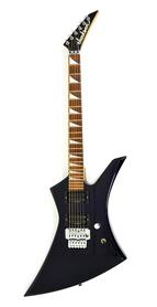 Jackson Kelly KE3 Dark Blue Gitara Elektryczna