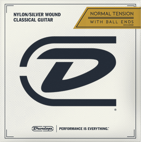 Dunlop DCV100NB Classical NT BE - struny do gitary klasycznej z kulką