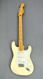 Fender Stratocaster 2009 White Gitara Elektryczna