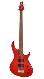 Aria Bass 4 Red  Gitara Basowa