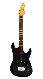 Encore Black 3/4 Gitara Elektryczna