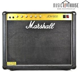 Marshall JCM 800 50 W Model 4104 Lampowy Wzmacniacz Gitarowy o Mocy 50 Watt