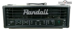 Randall T2H 400 W Wzmacniacz Gitarowy