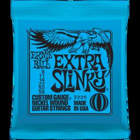 ERNIE BALL EB 2225 Extra Slinky Struny Do Gitary Elektrycznej 8-38