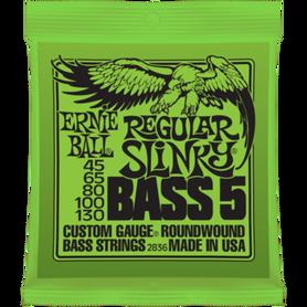 Ernie-Ball-EB-2836-Regular-Slinky-Bass-5-Struny-Do-Gitary-Basowej-5-strunowej-45-130