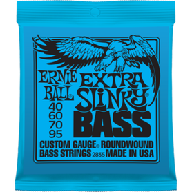 Ernie Ball EB 2835 Extera Slinky Struny Do Gitary Basowej 40-95