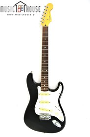 Fender Stratocaster Black Japan MIJ Gitara Elektryczna