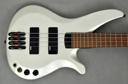 Yamaha RBX 744 Flat Silver Gitara Basowa