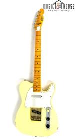 Antoria Telecaster White MIJ Gitara Elektryczna