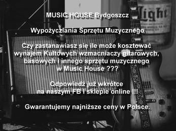 Music House Wypożyczalnia Sprzętu Muzycznego