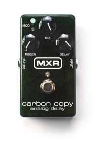 DUNLOP MXR M169 Carbon Copy Analog Delay Efekt Gitarowy