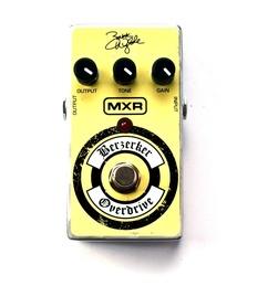 Dunlop MXR ZW-44 Wylde Berzerker Overdrive Efekt Gitarowy
