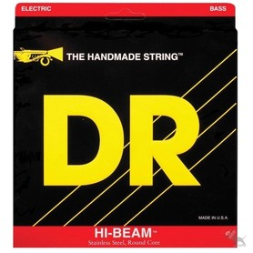 DR LR-40 Hi Beams 40-100 Lite Bass Set struny do gitary basowej
