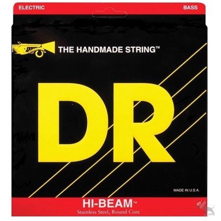 DR MLR-45 Hi Beams 45-100 Medium-Lite struny do gitary basowej