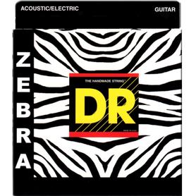 DR ZE-9 Zebra Bronze Lite struny do gitary elektrycznej
