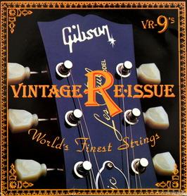 Gibson GVR9 Vintage Light struny do gitary elektrycznej