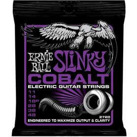 Ernie Ball EB 2720 Slinky Cobalt Struny Do Gitary Elektrycznej 11-48