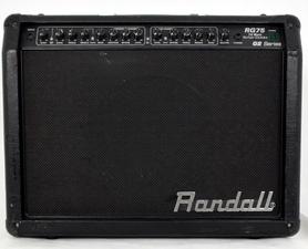 Randall RG75D G2 Series Combo Gitarowe