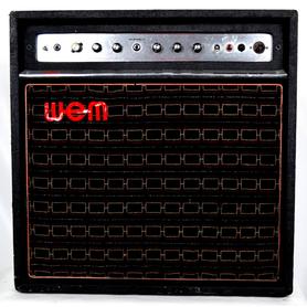 WEM Watkins Dominator MK III 15W Vintage Wzmacniacz Gitarowy