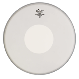 Remo CS-021010 CS White Dot Smooth White 10