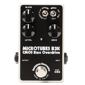 Darkglass Microtubes B3K Overdrive do basu