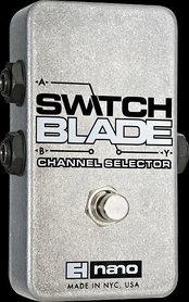 Electro Harmonix Switchblade ABY przelącznik linii