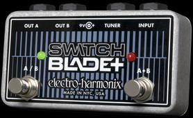 Electro Harmonix Switchblade Plus ABY przelącznik linii