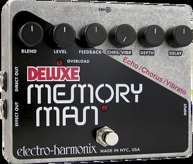 Electro Harmonix Memory Man Analog Delay Chorus Vibrato