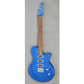 Godin Triumph Blue Sparkle Gitara Elektryczna