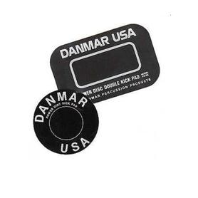 Danmar 210D Rock Pad naklejka pod bijak na naciąg uderzany centrali pod stopę