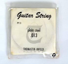 Thomastik plain steel strings PP13