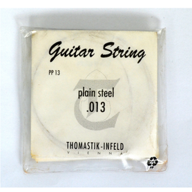 Thomastik plain steel strings PP13