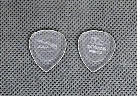 Jim Dunlop-Stubby 1.00m clear kostki 10 sztuk