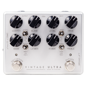 Darkglass Microtubes Vintage Ultra Preamp/Overdrive Do Basu