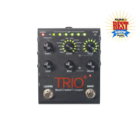 DigiTech Trio+ Band Creator, with Looper and FX-Loop