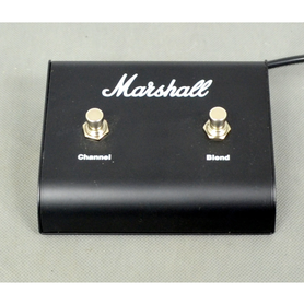 Marshall M-PEDL-90005 2 Channel Footswitch for MB Bass Amplifiers Repack