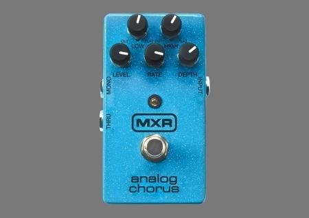 MXR Analog Chorus X2 M234 efekt gitarowy