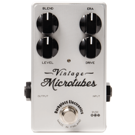 Darkglass Microtubes Vintage overdrive do basu