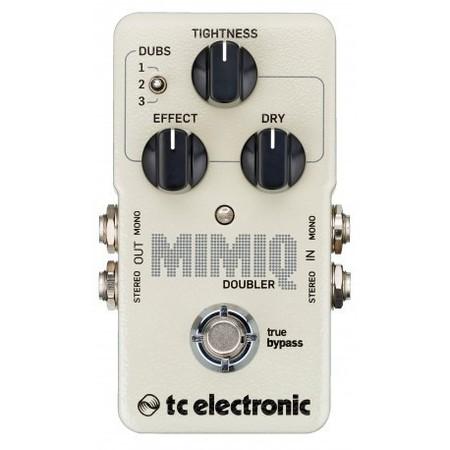 TC Electronic Mimiq Doubler Efekt typu dubler