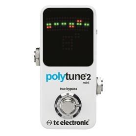 TC Electronic PolyTune 2 Mini Tuner chromatyczny