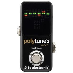 TC Electronic PolyTune 2 Noir Kompaktowy tuner polifoniczny