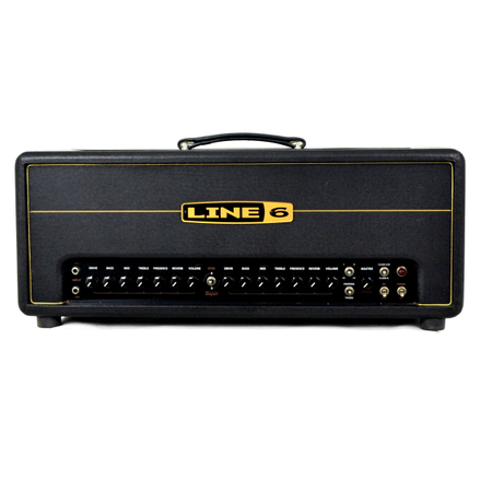 Line 6 DT 50 Head Wzmacniacz Gitarowy (1)
