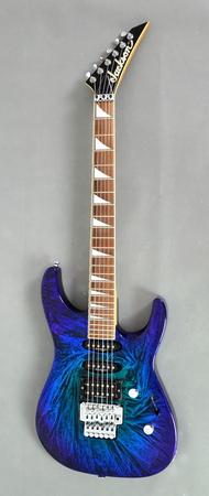 Jackson DK2 Dinky Eerie Dess Swirl Gitara Elektryczna